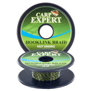 CXP FAST SINKING 25LBS CAMOU GREEN 10M