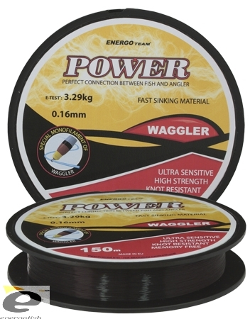 ZSINÓR ET POWER WAGGLER 0,20MM 150M
